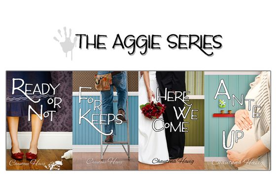Aggie's Inheritance Series by Chautona Havig
